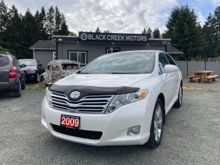 Used 2009 Toyota Venza for sale in Black Creek, BC