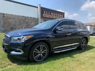 Used 2019 Infiniti QX60 ProActive AWD NAVI PANO ROOF 360 CAM DVD BSM for sale in North York, ON