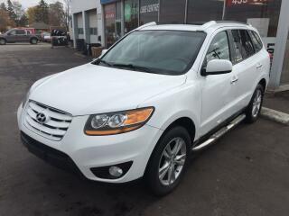 Used 2011 Hyundai Santa Fe Limited w/Navi for sale in Alliston, ON