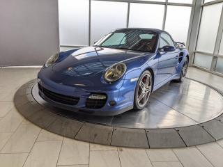 Used 2008 Porsche 911 TURBO for sale in Edmonton, AB