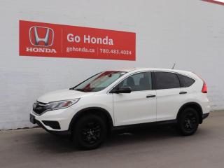 Used 2015 Honda CR-V LX for sale in Edmonton, AB