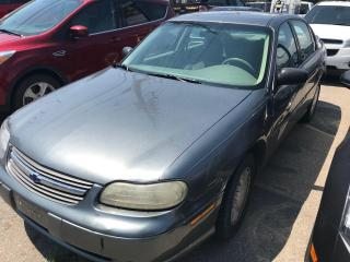 Used 2003 Chevrolet Malibu Base for sale in Mississauga, ON