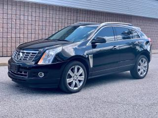 Used 2016 Cadillac SRX Premium | AWD | NAVI | PANO ROOF | for sale in Barrie, ON