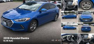 Used 2018 Hyundai Elantra GL SE for sale in Toronto, ON