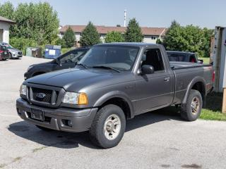 Used 2005 Ford Ranger Edge 2WD LOW KMS! AS-IS! for sale in London, ON
