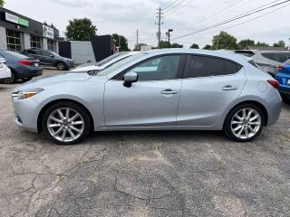 Used 2017 Mazda MAZDA3 s Grand Touring AT 5-Door for sale in Waterloo, ON