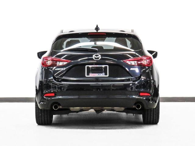 2017 Mazda MAZDA3 Sport GT Nav Leather Sunroof Backup Camera