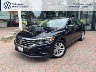 Used 2020 Volkswagen Passat HIGHLINE for sale in Scarborough, ON