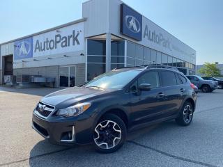 Used 2017 Subaru XV Crosstrek Sport   HEATED LEATHER SEATS   SUNROOF   APPLE CARPLAY & ANDROID AUTO   BACKUP CAMERA   for sale in Innisfil, ON