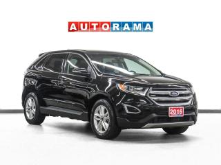 Used 2016 Ford Edge SEL AWD Leather Sunroof Backup Camera for sale in Toronto, ON