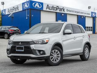Used 2018 Mitsubishi RVR SE AWC Anniversary Edition BACKUP CAM|HEATED SEATS|BLUETOOTH|AWC for sale in Georgetown, ON