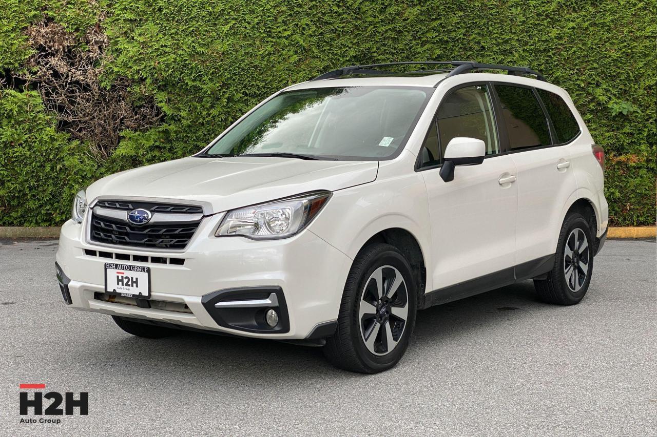 2017 Subaru Forester i Touring Photo1