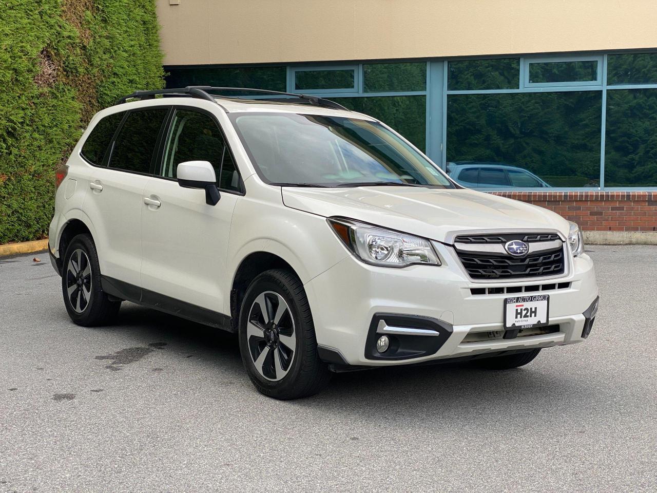 2017 Subaru Forester i Touring Photo8
