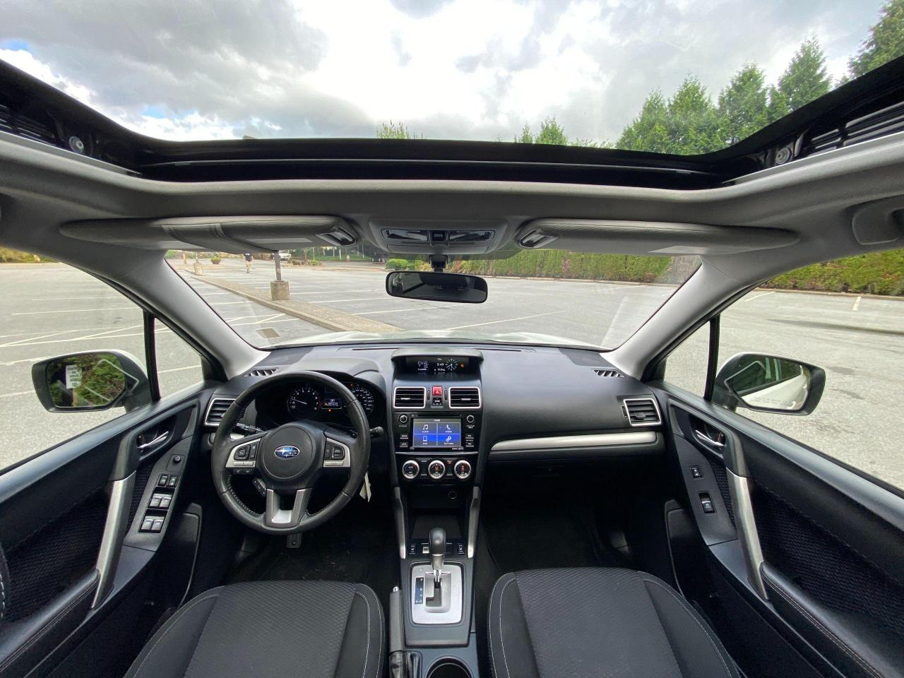 2017 Subaru Forester i Touring Photo11