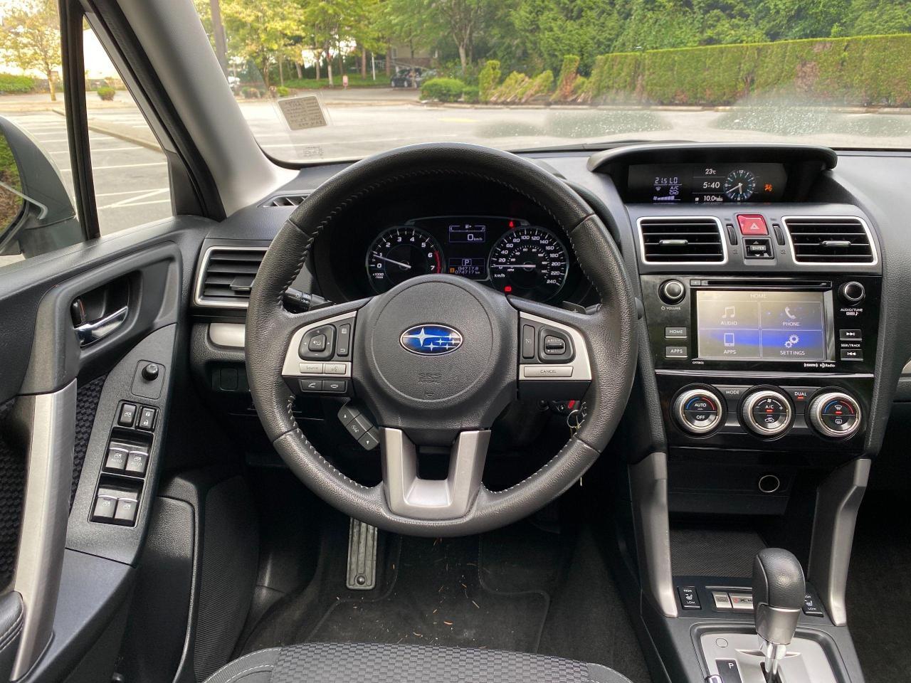 2017 Subaru Forester i Touring Photo13