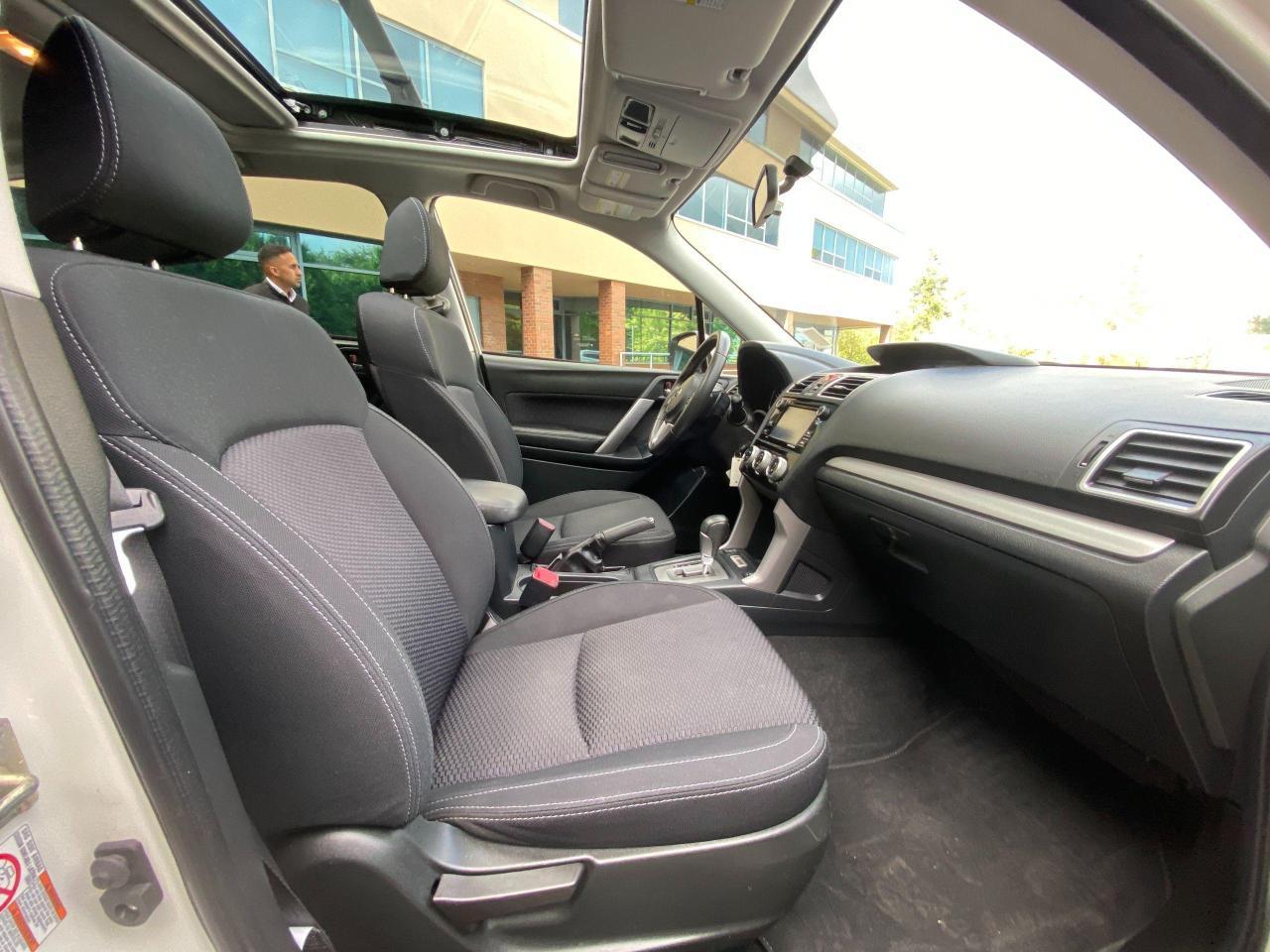 2017 Subaru Forester i Touring Photo19