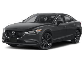 New 2021 Mazda MAZDA6 Kuro Edition for sale in Cobourg, ON