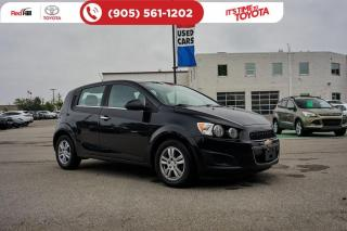 Used 2013 Chevrolet Sonic LT Auto for sale in Hamilton, ON