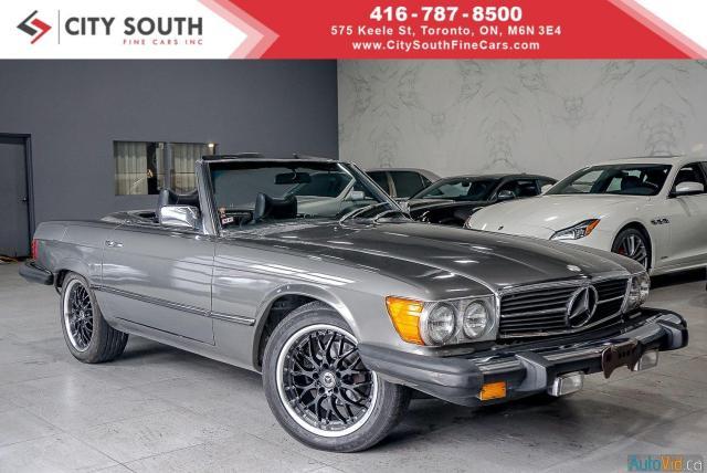 1979 Mercedes-Benz SL 450