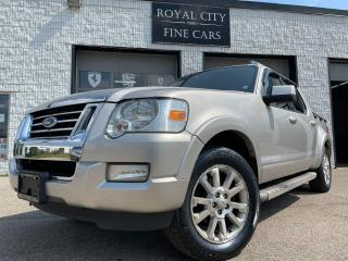 Used 2007 Ford Explorer Sport Trac LIMITED // SPORT// HEATED SEATS // 4X4 // V6 for sale in Guelph, ON