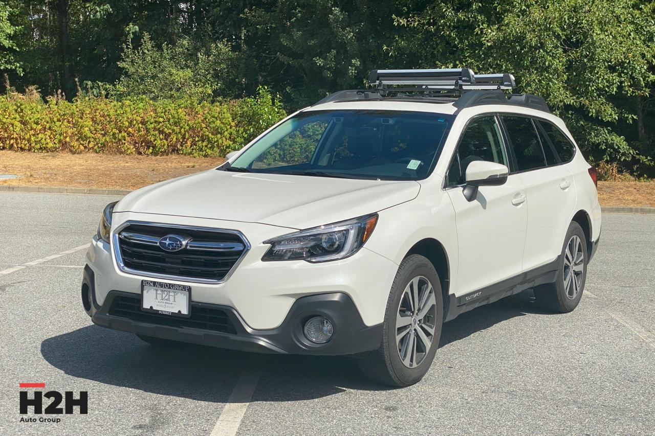 2018 Subaru Outback LIMITED Photo1