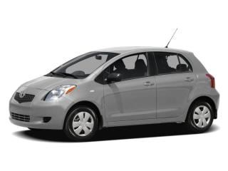 Used 2008 Toyota Yaris LE for sale in Huntsville, ON
