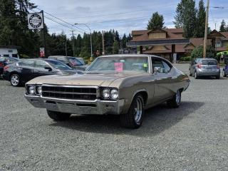 Used 1969 Buick Allure GS for sale in Black Creek, BC