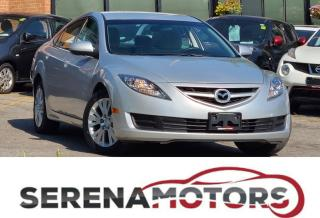 Used 2010 Mazda MAZDA6 GS | AUTO | CRUISE | NO ACCIDENTS | LOW KM for sale in Mississauga, ON