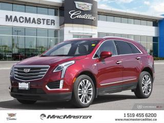 Used 2017 Cadillac XT5 Premium Luxury for sale in London, ON