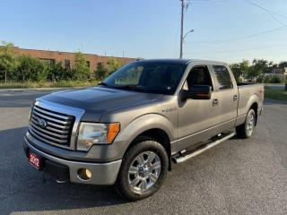 Used 2012 Ford F-150 XTR, Crew Cab, Automatic, 3 Years warranty availab for sale in Toronto, ON