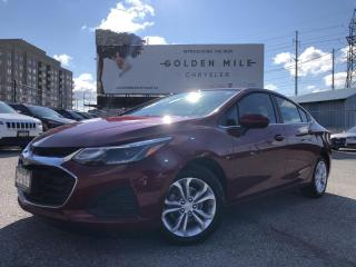 Used 2019 Chevrolet Cruze LT No Accidents, Bluetooth, Android Auto, Apple Carplay for sale in North York, ON