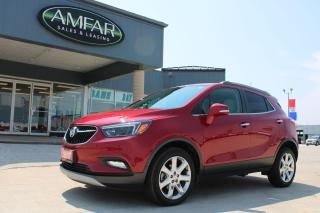 Used 2017 Buick Encore Essence for sale in Tilbury, ON