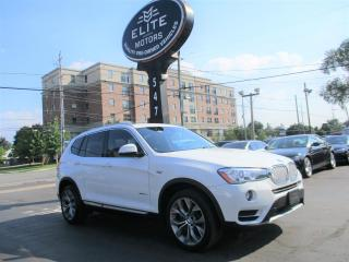 Used 2017 BMW X3 AWD 4dr xDrive28i for sale in Burlington, ON