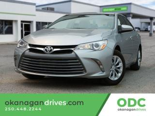 Used 2017 Toyota Camry LE for sale in Kelowna, BC