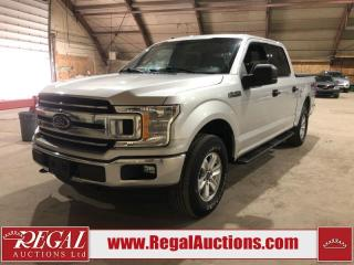 Used 2018 Ford F-150 XLT SUPERCREW SWB 4WD 3.3L for sale in Calgary, AB