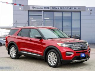 Used 2020 Ford Explorer Limited NAV | ROOF | TRLR TOW PKG for sale in Winnipeg, MB