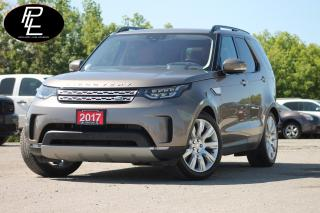 Used 2017 Land Rover Discovery DIESEL Td6 HSE LUXURY DIESEL | NO ACCIDENTS | LOCAL VEHICLE | SERVICED AT LAND ROVER | ONE OWNER | for sale in Bolton, ON