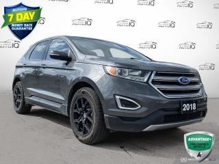 Used 2018 Ford Edge Titanium LOCAL TRADE | TITANIUM PKG | UPGRADED ALLOYS | for sale in Sault Ste. Marie, ON