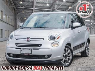Used 2014 Fiat 500 L Sport for sale in Mississauga, ON