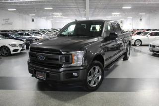 Used 2019 Ford F-150 NO ACCIDENTS I SPORT I CREW I V8 5.0L I 6'5 BOX I NAVIGATION for sale in Mississauga, ON