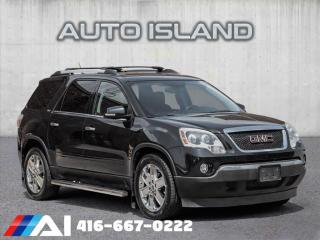 Used 2010 GMC Acadia SLT**ALL WHEEL DRIVE**LEATHER for sale in North York, ON