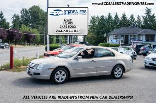 Used 2009 Ford Fusion SE 4-Cylinder, Local, No Accidents, Alloys, Nice Condition for sale in Surrey, BC