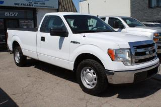 Used 2014 Ford F-150 XL Reg Cab 8FT LONG BOX 5.0L Tonneau cover pwr opt for sale in Mississauga, ON