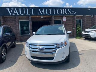 Used 2013 Ford Edge 4dr Limited AWD for sale in Brampton, ON