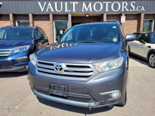 Used 2013 Toyota Highlander 4WD 4dr Leather for sale in Brampton, ON