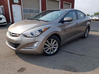 Used 2014 Hyundai Elantra Limited for sale in Dunnville, ON