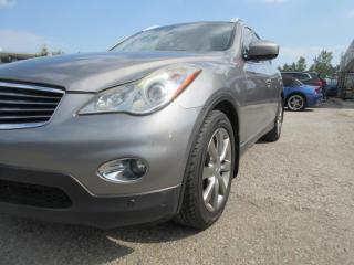 Used 2010 Infiniti EX35 AWD / ACCIDENT FREE for sale in Newmarket, ON