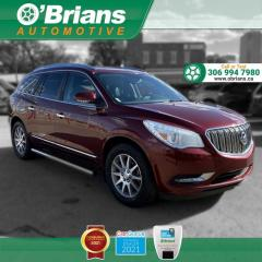Used 2016 Buick Enclave Leather for sale in Saskatoon, SK
