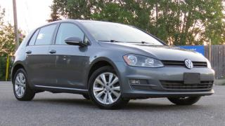 Used 2016 Volkswagen Golf 6 Speed Highline for sale in North York, ON
