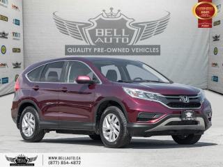 Used 2015 Honda CR-V SE, AWD, RearCam, EcoMode, HeatedSeats, PushStart, AlloyWheels for sale in Toronto, ON